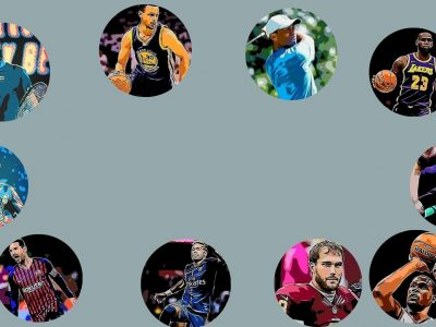 Top 10 Richest Athletes in the World in 2021